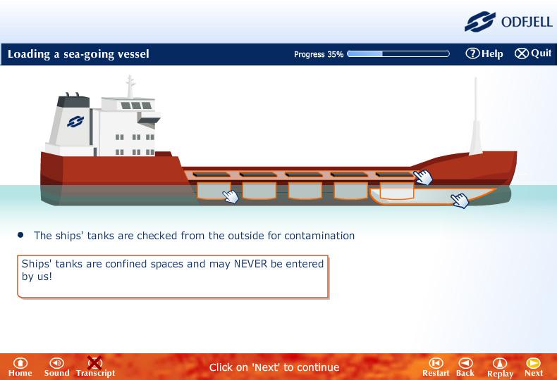 Odfjell - Screenshot